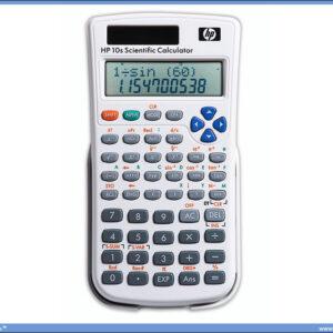 Kalkulator školski sa matematičkim funkcijama HP 10S