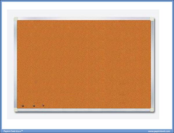 Plutana tabla sa aluminijumskim ramom 90x60cm