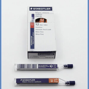 Mine grafitne 0.5mm 2B, Staedtler