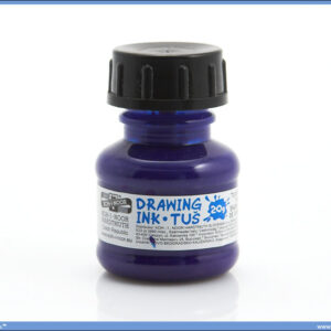 Tuš za likovno PLAVI, Koh-I-Noor - Drawing ink blue