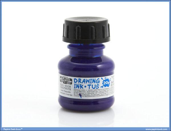 Tuš za likovno PLAVI, Koh-I-Noor - Drawing ink blue