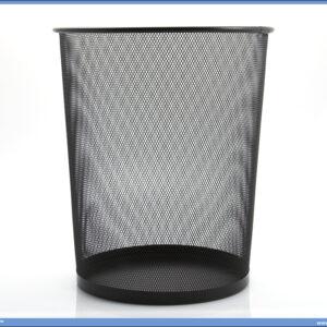 Korpa za smeće mrežasta CRNA 20L