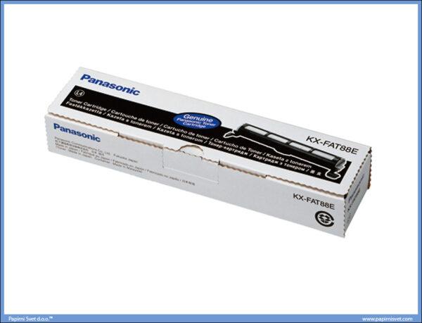 Toner za fax Panasonic KX-FAT88