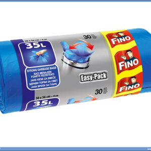 Kese za smeće 35L EASY PACK 50x55cm 1/30, FINO