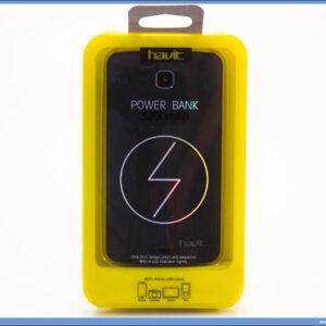 PowerBank 3200mAh crni, Havit