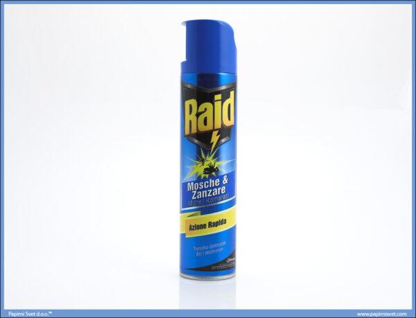 RAID sprej protiv letećih insekata