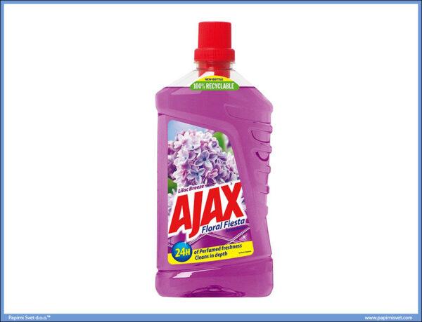 Sredstvo za čišćenje podova ALL SURFACES Lilac Breeze, Ajax