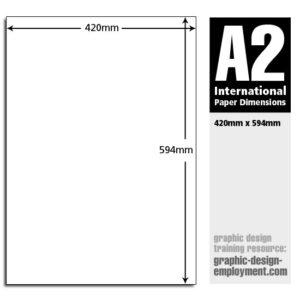Papir A2 -594x420mm- 80gr. u tabacima 1/250
