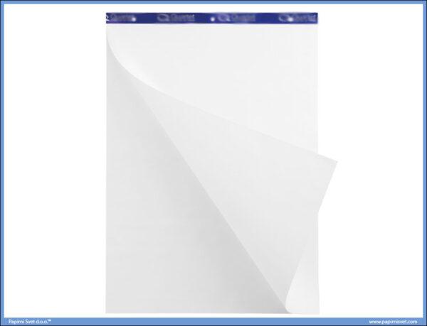 Papir za flipchart čisti 50 listova 70x100cm