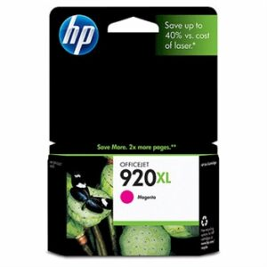 HP Ink Cartridge magenta-CRVENI CD973AE 920XL
