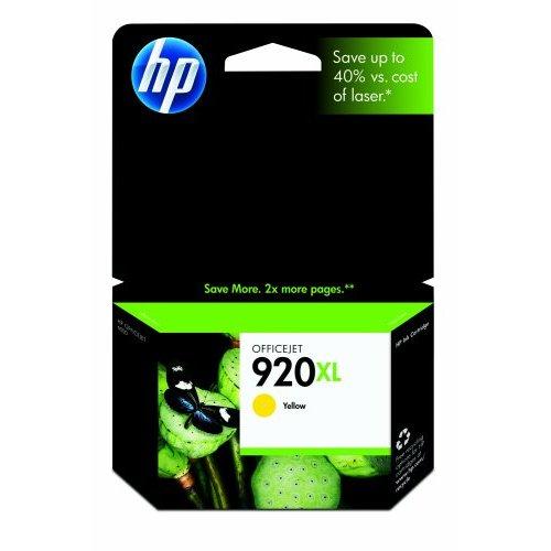HP Ink Cartridge yellow-ŽUTI CD974AE 920XL