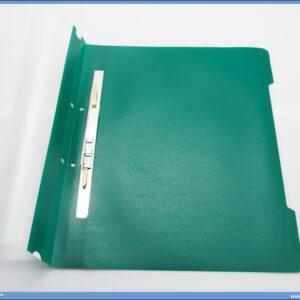 Fascikla sa mehanizmom, ZELENA PVC, Norex