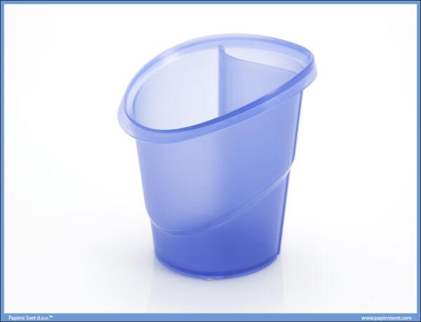 Čaša za olovke PVC plava, Maped