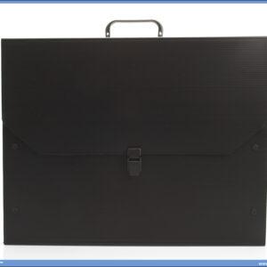 Torba Folder B1 DPT 101x71cm PVC Crni