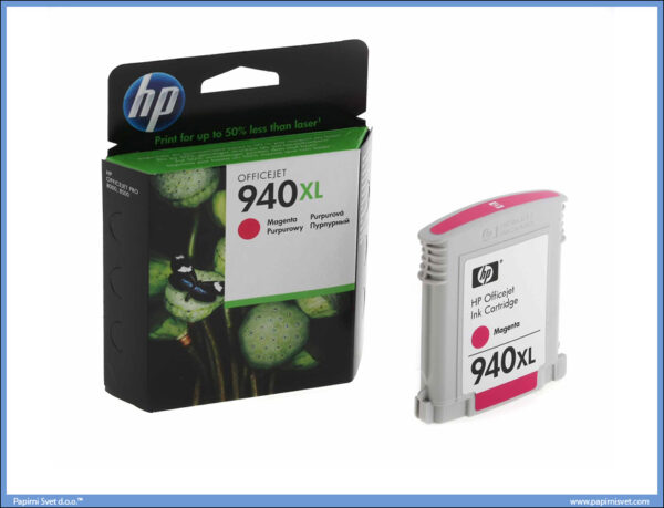HP Ink Cartridge magenta C4908AE 940XL