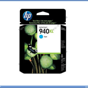 HP Ink Cartridge cyan C4907AE 940XL
