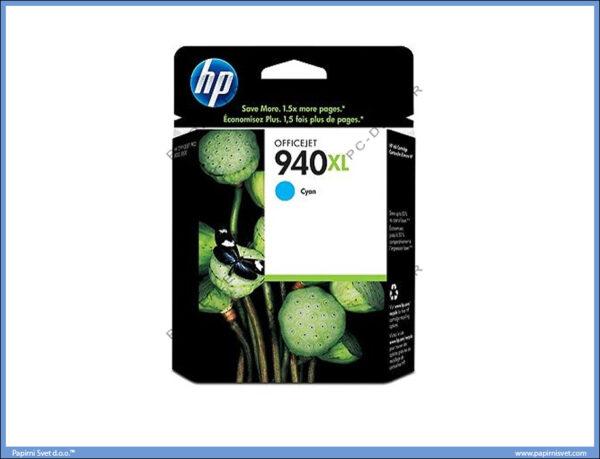 HP Ink Cartridge cyan C4907AE 940XL