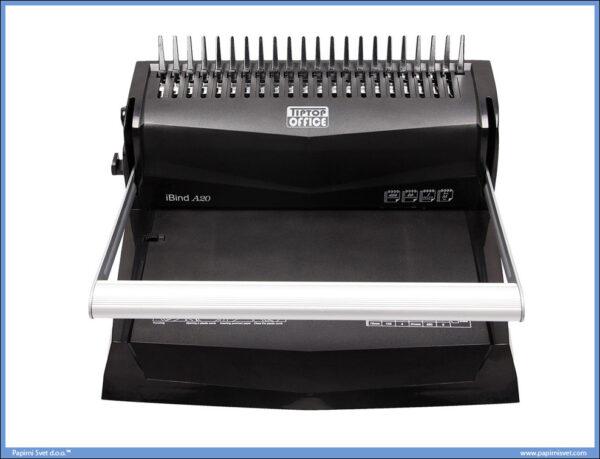 Mašina za koričenje IBind A20, Tip Top Office 02