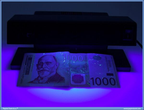 Detektor lažnih novčanica