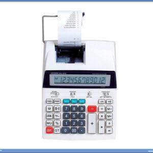 Računska mašina CX 121II, 12cifara, Citizen