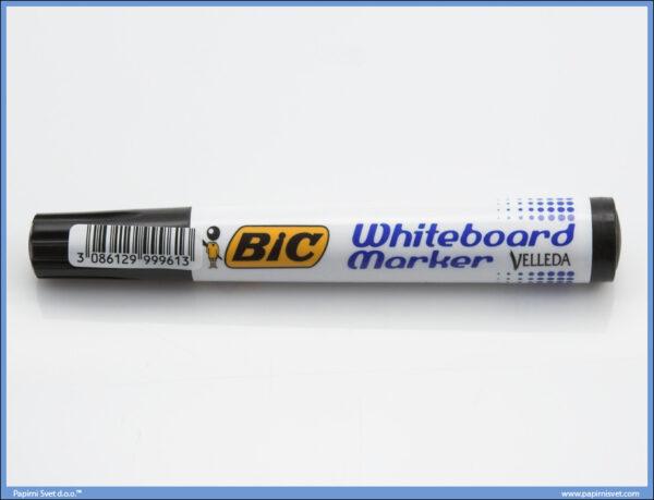 Marker za belu tablu CRNI, Bic