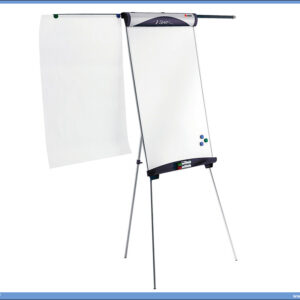 Flip Chart-Whiteboard tabla SHARK 70x108cm