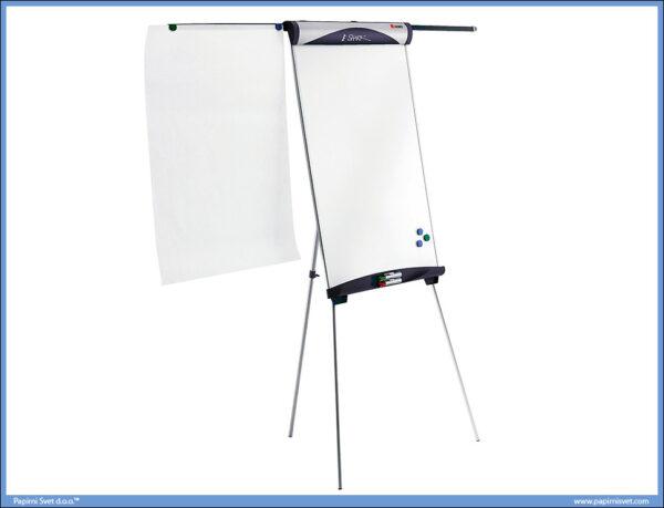 Flip Chart-Whiteboard tabla SHARK 70x108cm