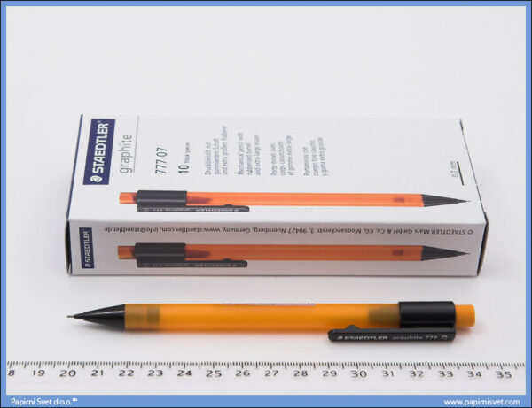 Tehnička olovka 0.5 MARS NARANDZASTA, Staedtler