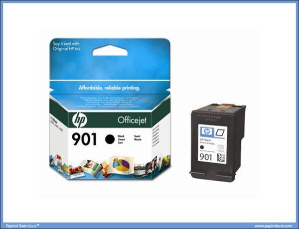 HP NO.901 CARTRIDGE BLACK, CC653AE