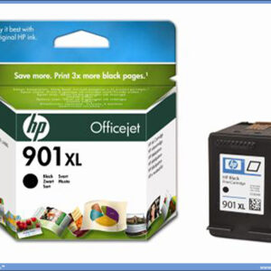 HP NO.901XL CARTRIDGE BLACK, CC654AE