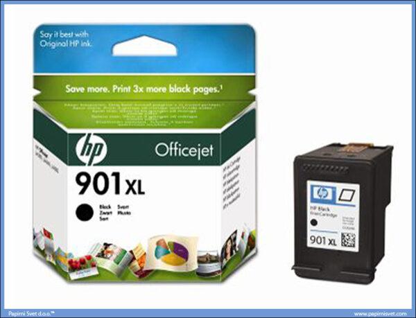 HP NO.901XL CARTRIDGE BLACK, CC654AE