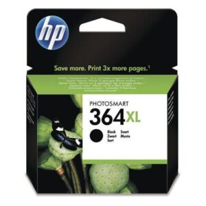 HP NO.364XL CARTRIDGE BLACK, CN684EE