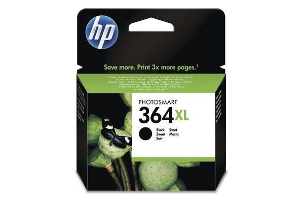 HP NO.364XL CARTRIDGE BLACK, CN684EE