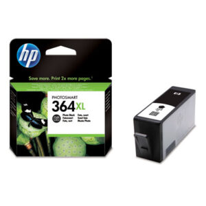HP 364 Photo Black Ink Cartridge