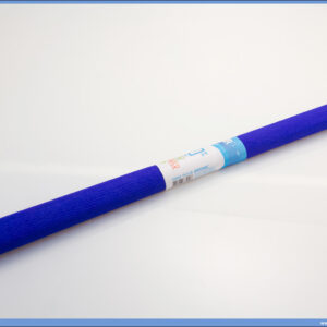 Krep papir 200x50cm BLUE PLAVI, Junior