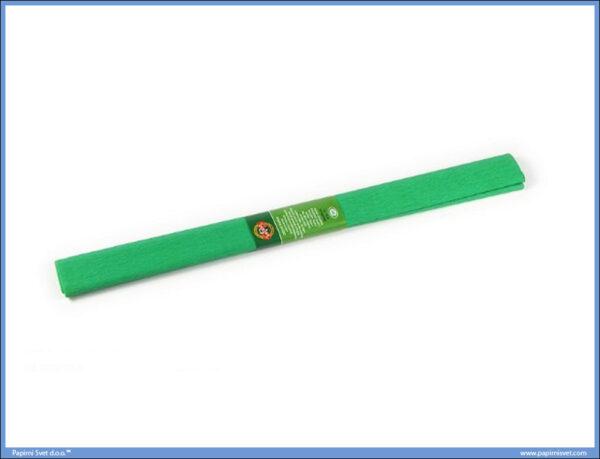Krep papir 200x50cm LIGHT GREEN SVETLO ZELENI