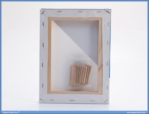 Slikarsko platno 60x80cm Professional 400g/m2