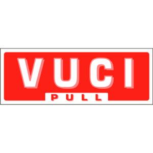 Nalepnica VUCI - PULL