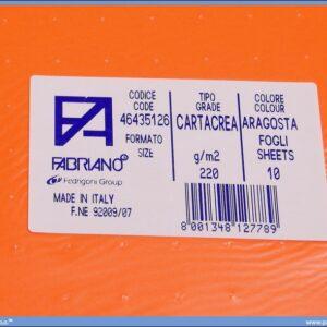 Karton B1 220gr ARAGOSTA 1/10