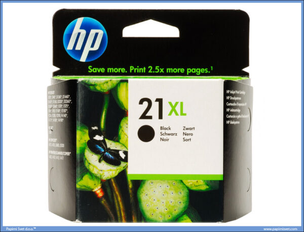HP NO.21XL CARTRIDGE BLACK, C9351CE