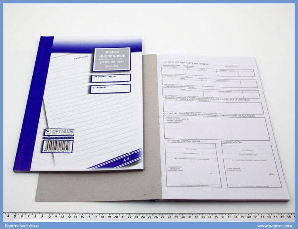 Knjiga inspekcije