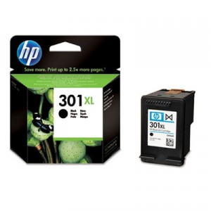 HP NO.301XL CARTRIDGE BLACK, CH563EE