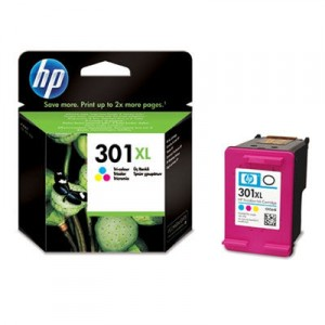 HP NO.301XL CARTRIDGE 3-COLOR, CH564EE