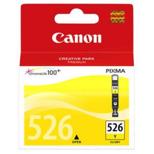 Canon printcartridge CLI-526Y YELLOW