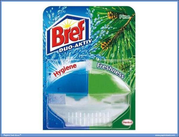 Bref Duo-Activ PINE osveživač WC šolje