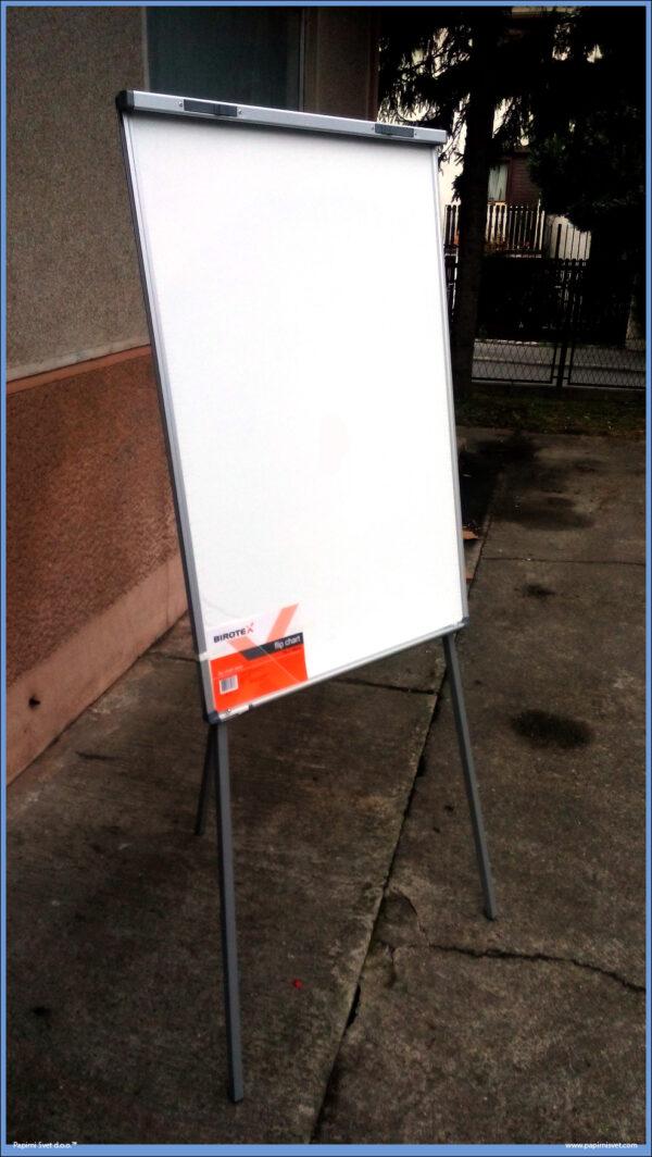 Flipchart whiteboard tabla 70x100cm podesiva 02