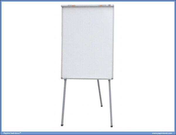 Flipchart whiteboard tabla 70x100cm podesiva 01
