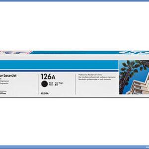 HP Toner CE310A CRNI 126A