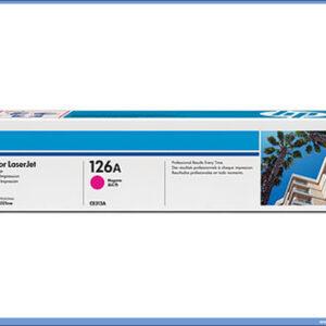 HP Toner CE313A MAGENTA 126A
