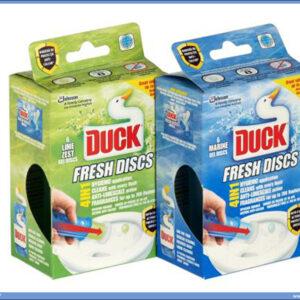 Duck fresh diskovi za WC šolju 1/6
